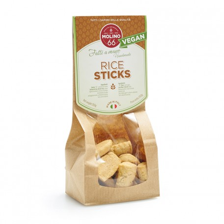 Rice Sticks Biscotti Vegani Riso